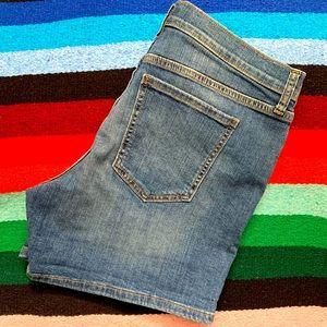 BR Jean Shorts